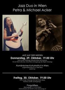 Jazz Duo - Petra&Michael Acker