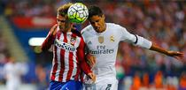 Remiza intre Atletico Madrid si Real Madrid