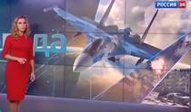 Prognoza meteo la Rossia 24: Vremea este perfecta pentru bombardamente in SIria