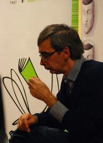 Petre Barbu la FILIT