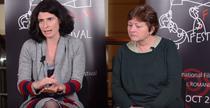 Alina Nelega si Kincses Reka la AFF 2015
