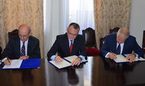 Virgil Achihai, Sorin Cimpeanu si Victor Opaschi