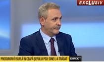Liviu Dragnea la RTV