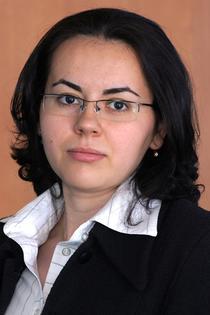 Nicoleta Dumitru, Manager Consultana in Resurse Umane- PwC