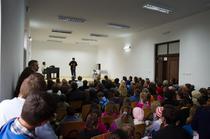 Vioara lui Enescu in scoli