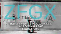Zilele Filmului German, 16-22 octombrie
