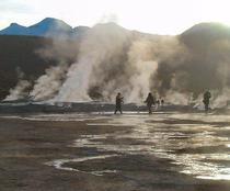 Campul de gheizere El Tatio din Chile