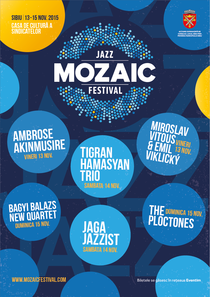 Mozaic Poster