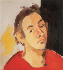 Vasile Grigore - Autoportret