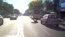 Accident Bucuresti 09 noiembrie 2015