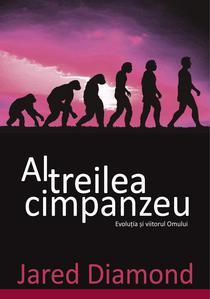 Al treilea cimpanzeu, de Jared Diamond