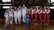 Cehia vs Rusia, finala FedCup
