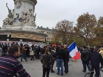 Proteste la Paris 7