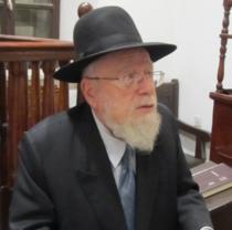 Rabinul extremist Dov Lior
