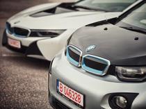 BMW i3 si BMW i8