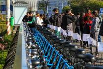 Lansare retea bikesharing Cluj