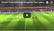 Amical de fotbal Turcia - Grecia
