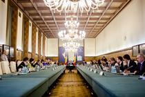 Sedinta a Guvernului Ciolos