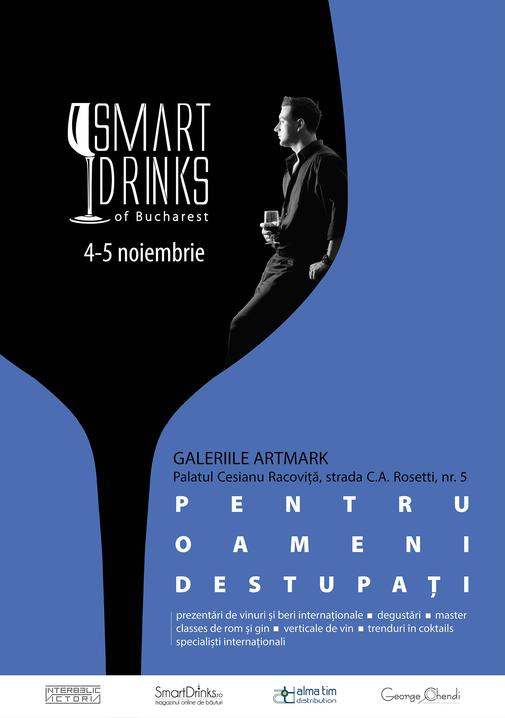 Poster_SmartDrinks of Bucharest