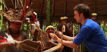 Ritual caracteristic tribului de bastinasi Satere-Mawe