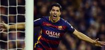 Luis Suarez, tripla in meciul ce a adus titlul Barcelonei