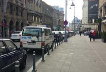 Politia si parcarea neregulamentara