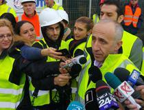 Ministrul Transporturilor, Dan Costescu
