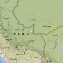 Cutremur in Peru