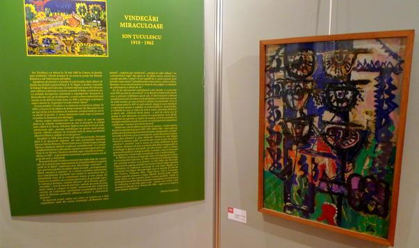 "Expozitia ""Vindecari miraculoase- Ion Tuculescu"" (2)"