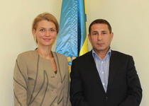 Alina Gorghiu si Pavel Badea