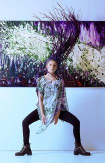 Colectie Abstract Cristina Grama (foto Christina Oné)