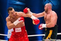 Vladimir Klitschko lupta cu Tyson Fury