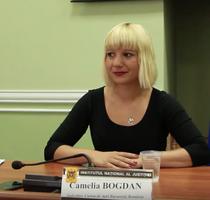 Judecatoarea Camelia Bogdan