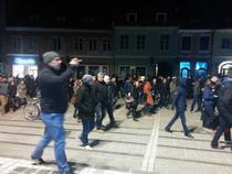 Proteste in Brasov