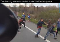 Migranti la Calais