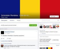 Nominalizarile Facebook pentru Guvern