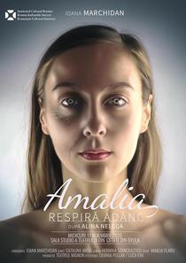 "Spectacolul ""Amalia respira adanc"""