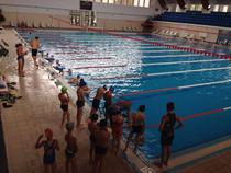 Start campioni la triatlon