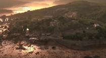 Baraj minie rupt in Brazilia