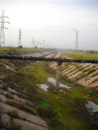 Canalul Giurgiu-Rasmiresti