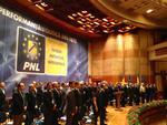 Liderii PNL la Consiliul National