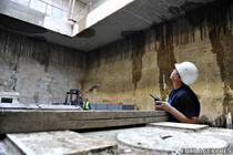 Lucrari la magistrala 5 de metrou Eroilor-Drumul Taberei