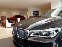 Noul BMW Seria 7 la Auto Cobalcescu