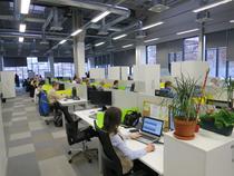 In noul sediu Alcatel-Lucent
