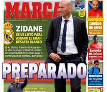 Zidane, posibil inlocuitor al lui Perez