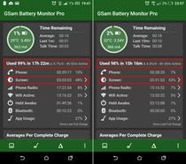 Consumul de baterie pe HTC One A9