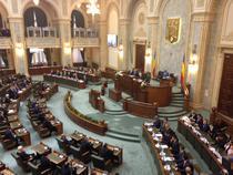 Sedinta Senat