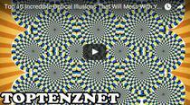Top 10 cele mai spectaculoase iluzii optice