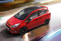 Ford B-MAX Zetec Red Edition