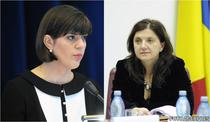 Laura Codruta Kovesi si Raluca Pruna